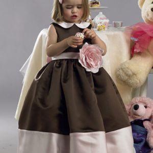 برای دختربچه های تپل چگونه لباس بپوشانیم