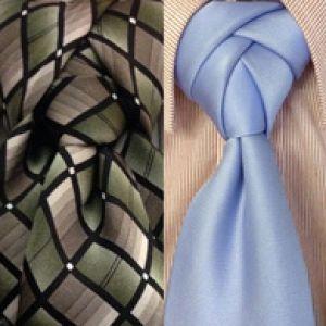 آموزش بستن سه مدل گره کراوات