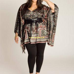 لباس سایز بزرگ زنانه و اشتباهات مربوط به آن