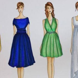 اصول انتخاب لباس با توجه به فرم بدن