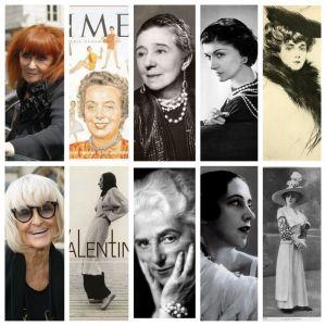 زنان تاثیرگذار در دنیای مد