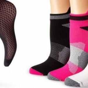 انواع جورابهایی که خانم باید در کمد لباسش داشته باشد!