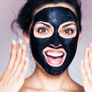 آموزش ماسک سیاه برای جوان سازی پوست در خانه