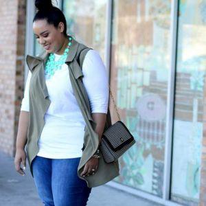 نکات انتخاب لباس مناسب برای افرادی که اضافه وزن دارند– راهنمای کامل خانم ها و آقایان