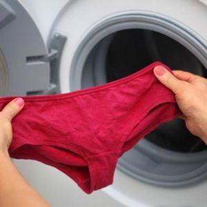 نحوه شستن لباس های زیر