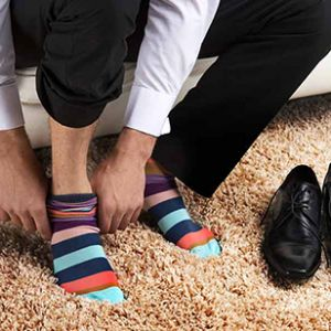 جوراب بپوشیم یا نه؟