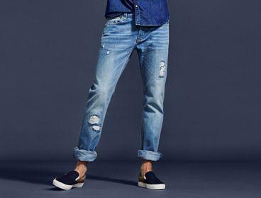 نکاتی برای انتخاب شلوار جین آقایان سایز بزرگ