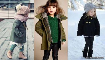 راهنمایی برای خرید لباس کودکانه زمستانی