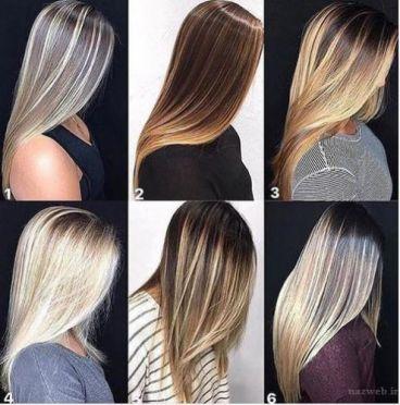 ۵ مورد رنگ مو مناسب پاییز ۲۰۱۹