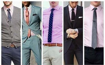 ترکیب رنگ های جذاب برای لباس آقایان