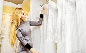 به چه نکاتی هنگام پرو لباس عروس باید توجه کنیم