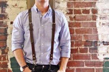 قوانین استفاده از ساسپندر یا بند شلوار برای آقایان