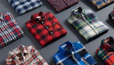 نحوه ست کردن انواع پیراهن مردانه چهارخانه