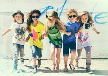 استایل زیباتر کودکان با چند ترفند