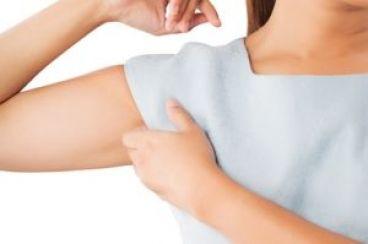 روش های از بین بردن سیاهی زیر بغل