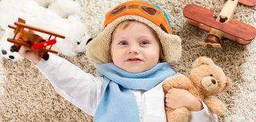 لباس ها و اکسسوری های زمستانی برای پسربچه ها