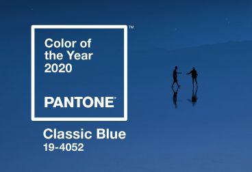 رنگ سال ۲۰۲۰ – ۱۳۹۹ آبی کلاسیک